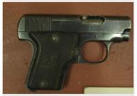 """""""6,35мм Пистолет МАБ модель Б. Франция."""" (Нажмите для просмотра увеличенного изображения)"""